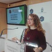 Sara Martínez, concejala de Participación Ciudadana