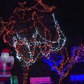 Luces de Navidad en Valladolid