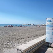 Playa Levante de Santa Pola.