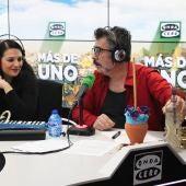 Agustín Jiménez y María Silvera