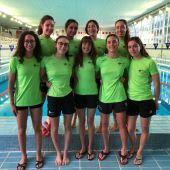 Las nadadoras del Club Tenis Elche competirán, por primera vez en su historia, en la Liga Nacional de División de Honor.