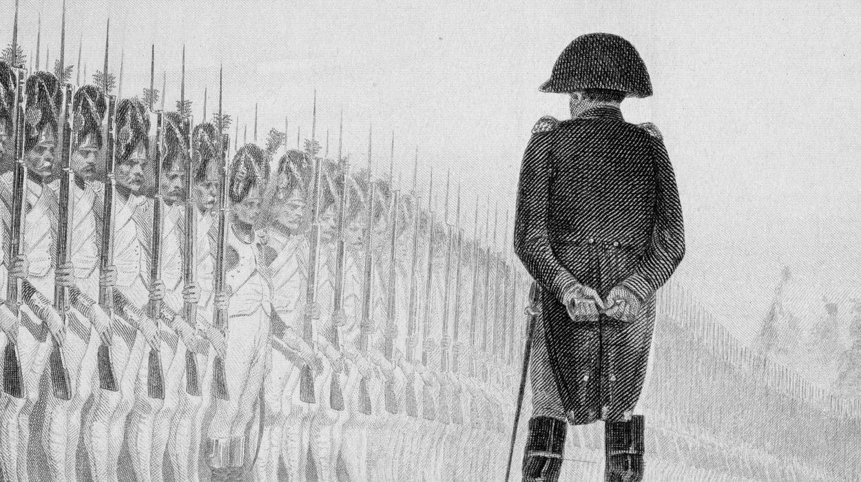 """Manuel Moreno: """"Napoleón era un gran manipulador"""""""