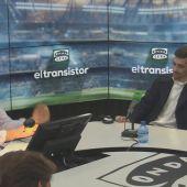 VÍDEO Entrevista a Javier Fernández en El Transistor