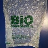 Bolsa compostable