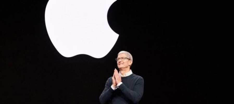 Apples keynote event Tim Cook 03252019_643x397