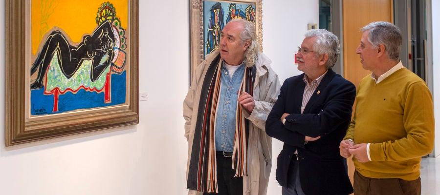 Exposición de José María Barreiro