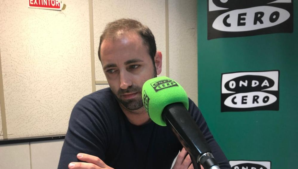 El socialista Omar Braina.