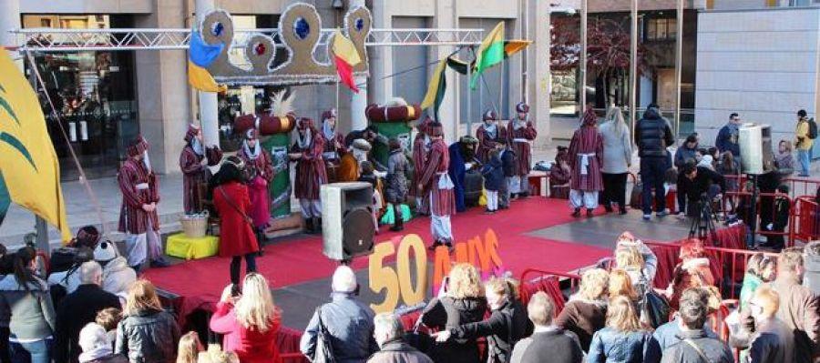 L´arribada del missatger reial el segon dia de nadal, arrancarà la programació d´actes de La Joventut Antoniana.