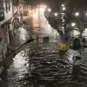 Inundaciones borrasca