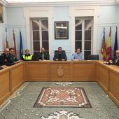 Junta Local de Seguridad de Crevillent.