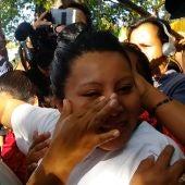 Teodora Vasquez - activista salvadoreña