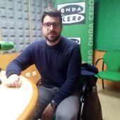 "Jose Ignacio Carnero, autor de ""Ama""."