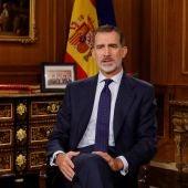 Discurso del Rey: Horario y dónde ver el mensaje de Felipe VI por Navidad hoy en directo