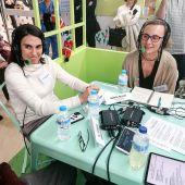 Oliva y Mónica, dos madres en el Hospital Niño Jesús