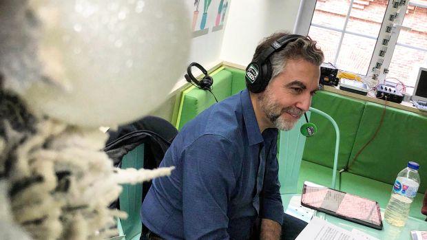 Así ha sido el Especial de Más de uno con Carlos Alsina desde el Hospital Niño Jesús