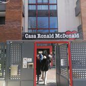 La casa Ronald McDonald del ospital Niño Jesús