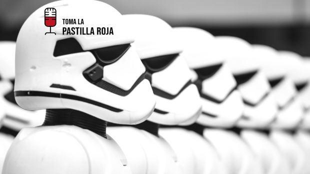 Toma la pastilla roja especial Star Wars: El universo de George Lucas, a examen