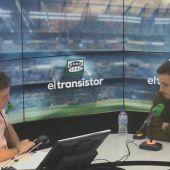 VÍDEO Entrevista completa de Pablo Sarabia en El Transistor