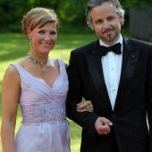 Marta Luisa de Noruega junto a Ari Behn en una imagen de archivo