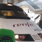 Renfe pone a la venta hasta el 1 de marzo todos los servicios del AVE entre Madrid y León