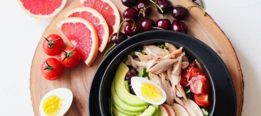 Decálogo de Gastronomía Saludable