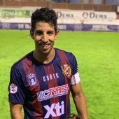 Pablo Vivanco, centrocampista del Yeclano Deportivo.