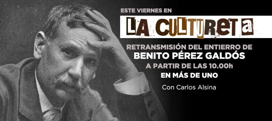 Especial Pérez Galdós