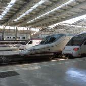 Huelga de trenes de Renfe