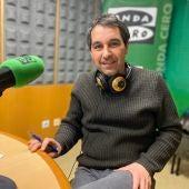 Javier Olleros en Onda Cero