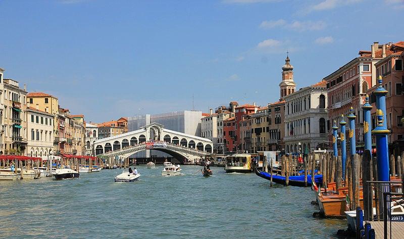Punta Norte: Venecia