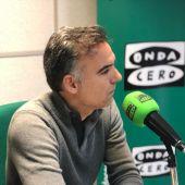 Alejandro Marin Buck en los estudios de Onda Cero Castellón