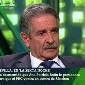 """La emoción de Miguel Ángel Revilla al hablar de supuestas presiones por el 'no' a Sánchez: """"A mí no me presiona ni Dios"""""""