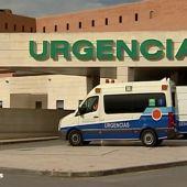 Urgencias del hospital de Antequera