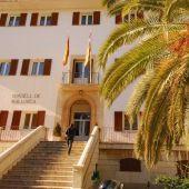Sede del IMAS en el Consell de Mallorca.