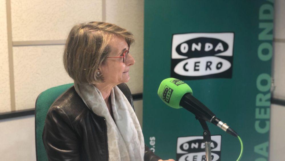 La rectora de la UJI, Eva Alcón