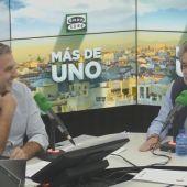 VÍDEO Entrevista completa a Carlos Iglesias en Más de uno 14/01/2020