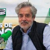 Carlos Iglesias en los estudios de Onda Cero