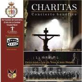concierto bene´fico charitas de la hermandad del santísimo cristo de la caridad