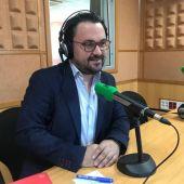 Asier Antona, senador del PP por la Comunidad Autónoma de Canarias