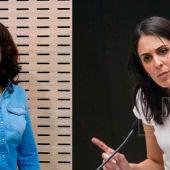 Isabel Díaz Ayuso responde a Rita Maestre