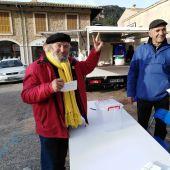 La consulta simbólica sobre Monarquía o República celebrada en Valldemossa