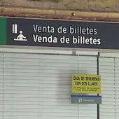 Renfe taquilla Palencia