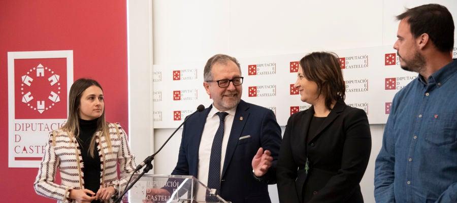 Diputación y Conselleria reforzarán su cooperación.