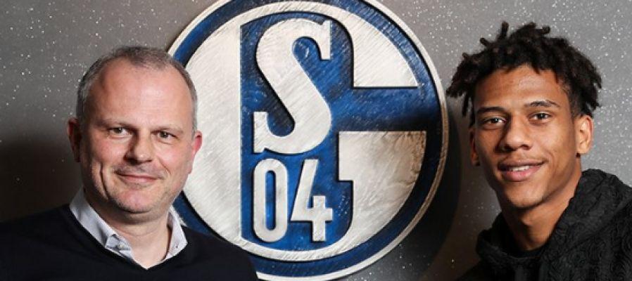 Todibo, llega cedido al Schalke.