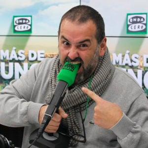 David de Jorge (Robin Food) en Onda Cero