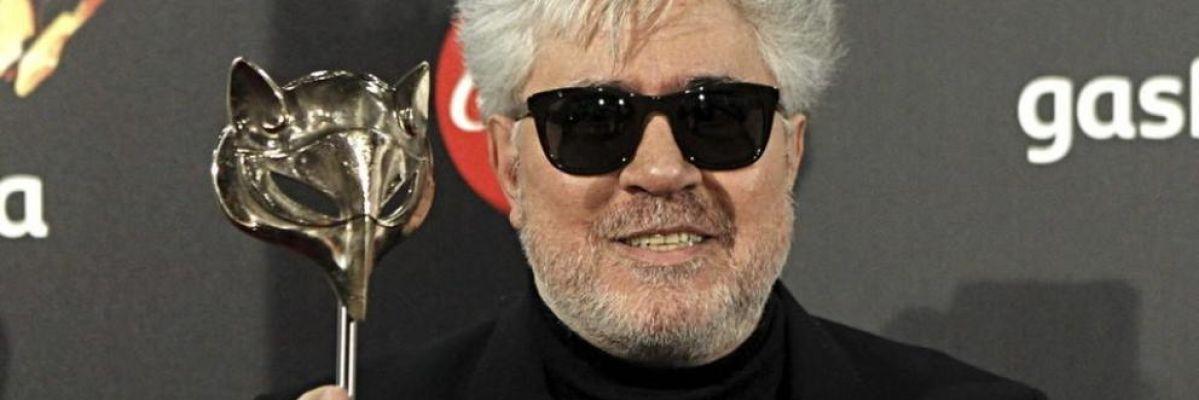 Kinotico 162. Pedro Almodóvar y 'La trinchera infinita' se la juegan en los Premios Feroz
