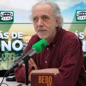 Fernando Trueba en los estudios de Onda Cero