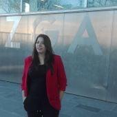 María Santiago es la coordinadora provincial de la Fundación Secretariado Gitano
