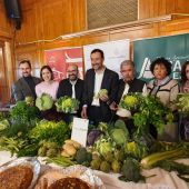 Presentación de la campaña de hortalizas de invierno del Camp d'Elx 2020.