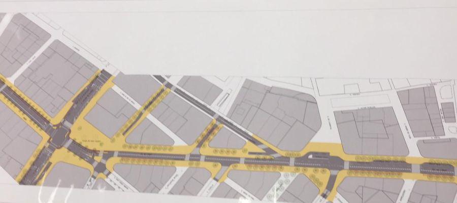 Remodelación Plaza de San Agustín y su entorno